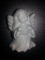 ANGELO piccolo con libro