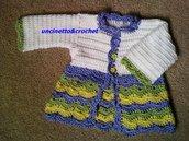 scarpine,abitini,cardigan,poncho,cuffie,maglioni,cappotti fatti a mano in lana e cottone