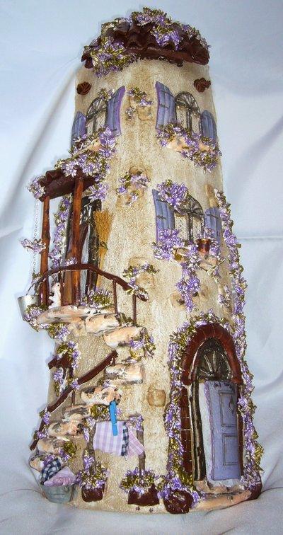 """Tegola Antica, Coppo Antico """"La Villa del Glicine"""""""
