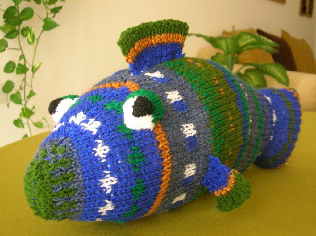 pesce di maglia