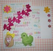 Pasqua Collection^^ - Biglietto di Auguri HandMade2 - Cardmaking e Scrap