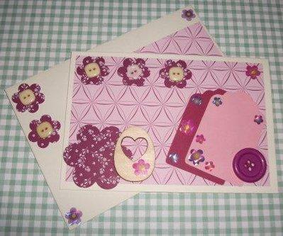Pasqua Collection^^ - Biglietto di Auguri HandMade3 - Cardmaking e Scrap