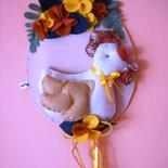 Uovo con gallinella