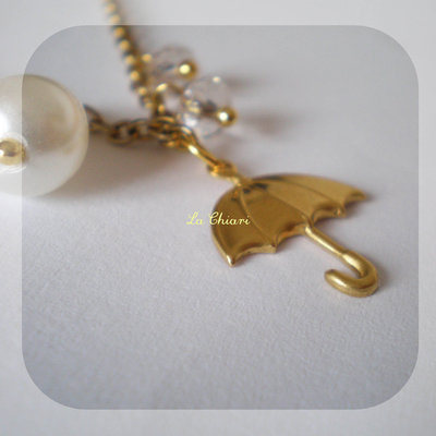 IT'S RAINING MAN! necklace