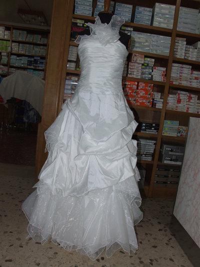 abito da sposa taglia 44