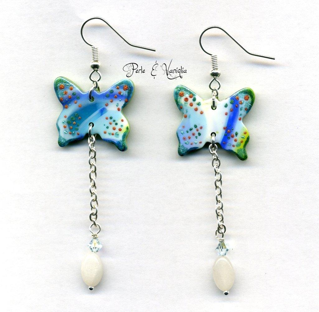 SCONTATI ♥ Eilish ♥ orecchini farfalle