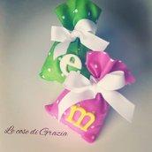 Sacchetti personalizzati colorati