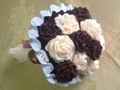 BOUQUET DI ROSE IN CARTA