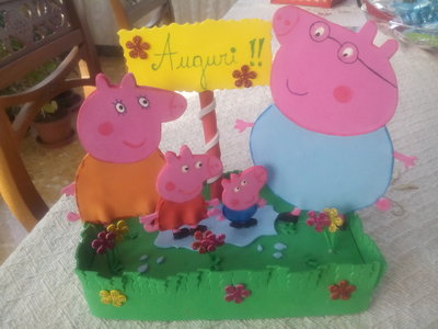 Peppa Pig fommy
