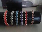 braccialetto amicizia macramè -handmade-