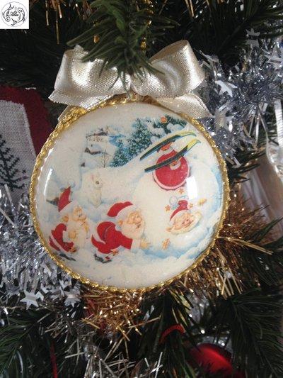 Palline di Natale personalizzate