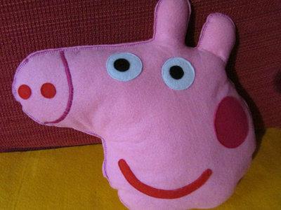 Cuscino Peppa Pig