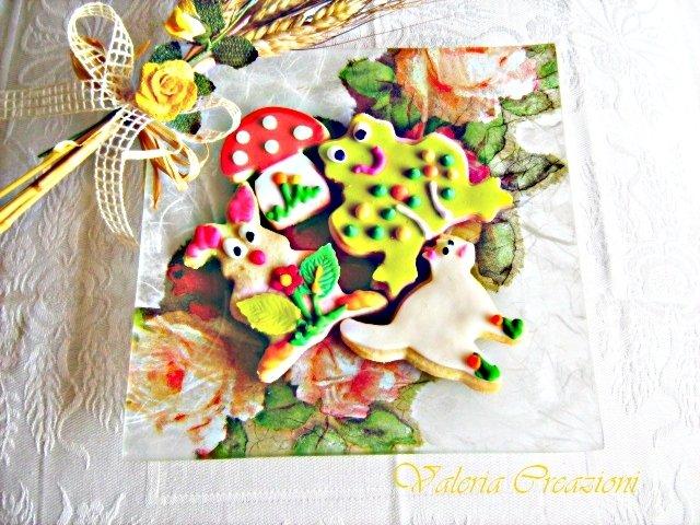 Vassoio svuotatasche dolci e delizie in vetro decorato sottovetro decoupage