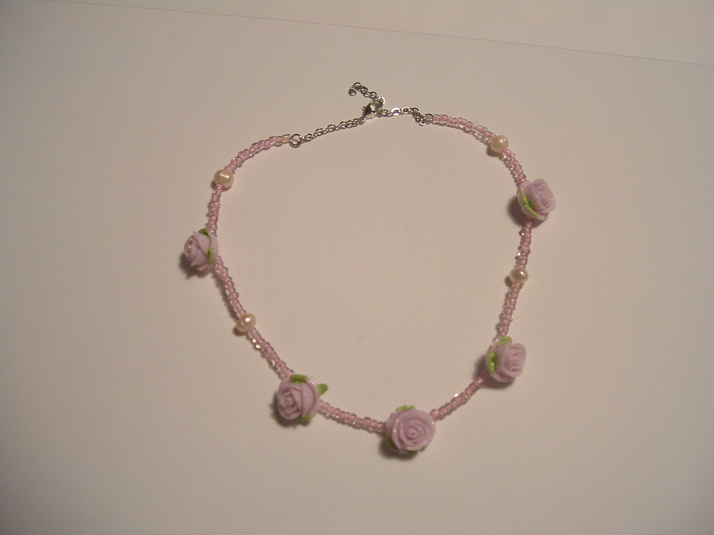 Collana Spring Roses