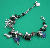 bracelet with dog breed dachtsund