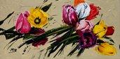 """Quadro """"Tulipan"""" di Massa (copia)"""