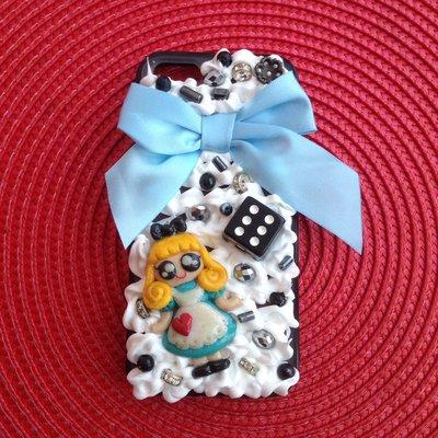 Cover per IPhone 5 Alice in Wonderland