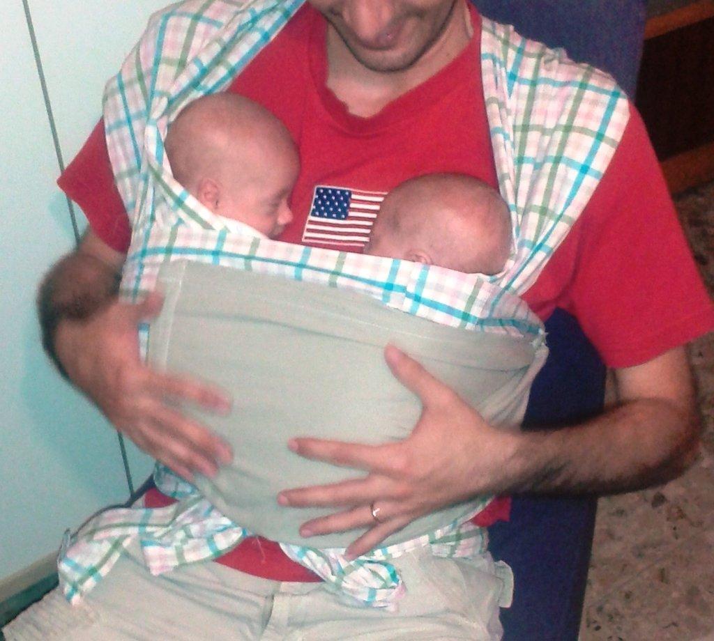 Fascia porta beb canguro terapia bambini accessori - Fascia porta bebe prezzi ...