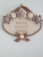 Creazioni handmade di doudou in decorare casa per la for Registro casa schemi