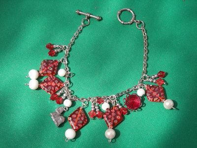bracelet with dog breed shi-tzu