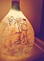 Lampada damigiana MoonRise tango 10 Adornos Design