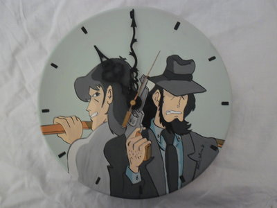 Orologio lupin