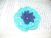 Broche sea-flower