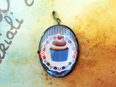 Cammeo Cupcake 4x3cm