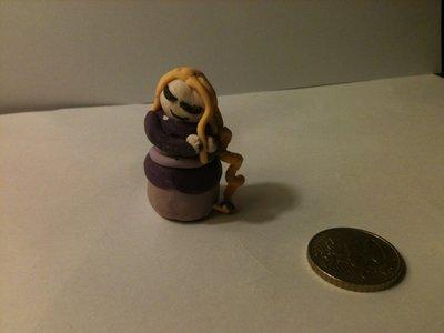 Cernit bamboline raperonzolo