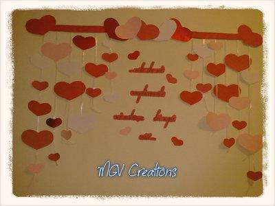 San valentino decorazioni feste decorazioni di mgv - San valentino decorazioni ...