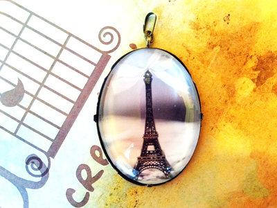 Cammeo Torre Eiffel 4x3cm
