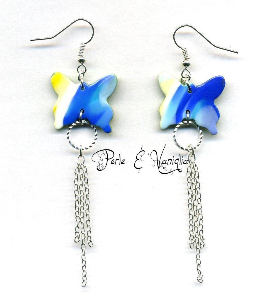 SCONTATI ♥ Sinead ♥ orecchini farfalla
