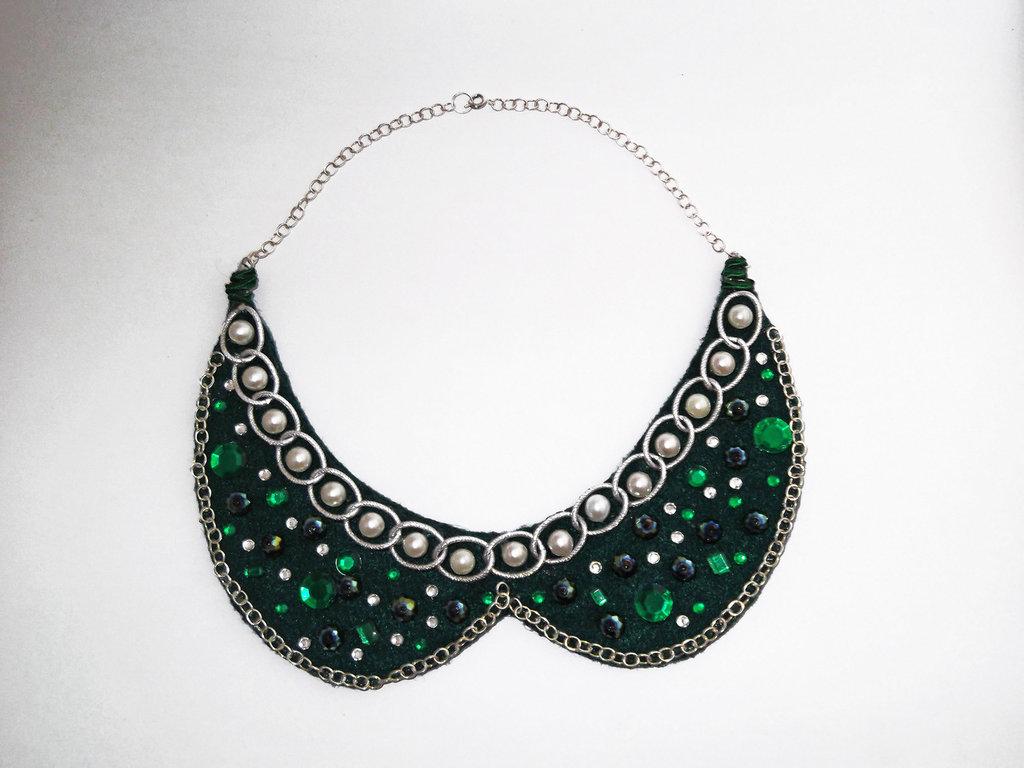 Colletto Moda Verde