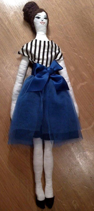Bambola di Pezza / Doll / Poupée