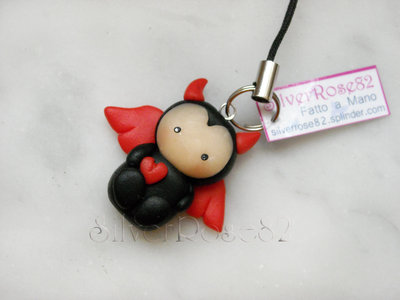 DiavoLillo Phonestrap