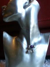 Viola e argento