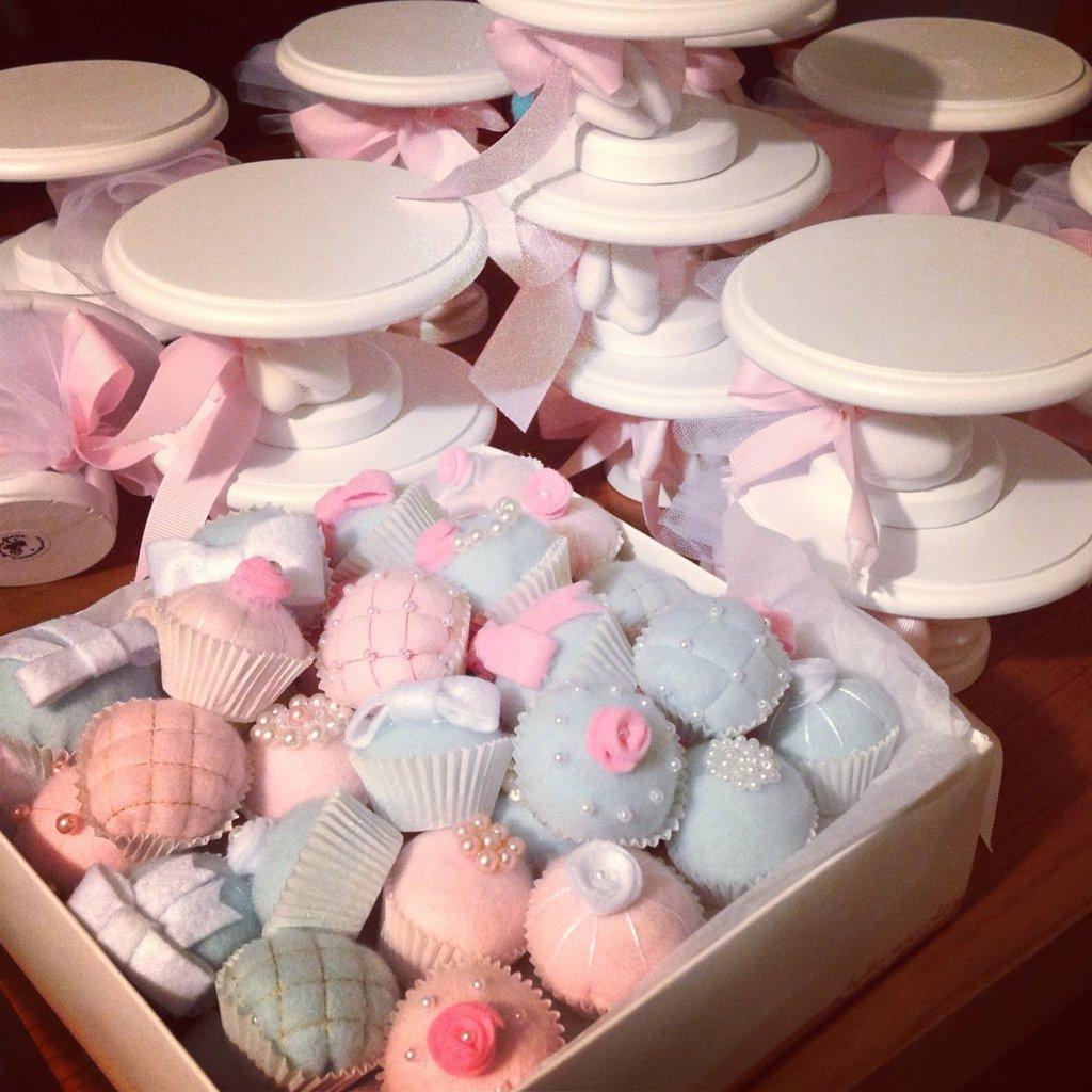 Mini dolcetti cupcake