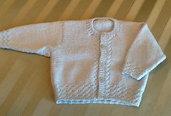Coprifasce in lana per neonato