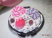 Collezione 2014:specchietti e...panna,cupcake e lollipop idea regalo Natale!!