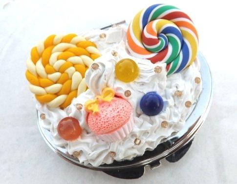 Collezione 2014.specchietti e ...lollipop,cupcake e perline idea regalo Natale!!