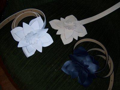 cinture fiore