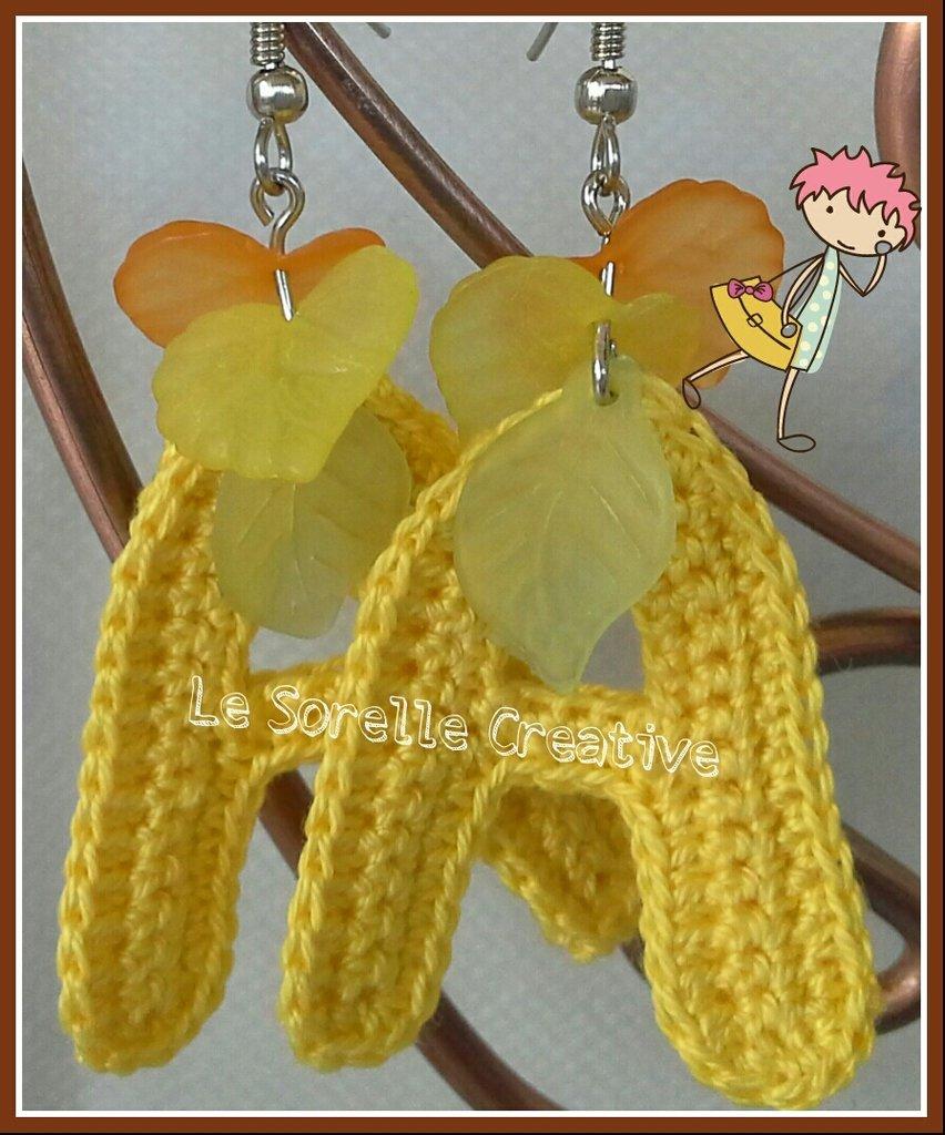 orecchini A