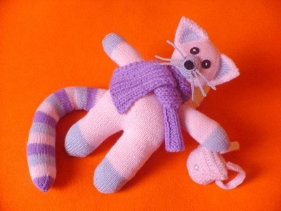 Woven Soft Cuddly Animals