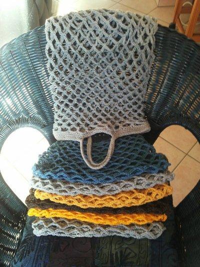 Shopper Crochet