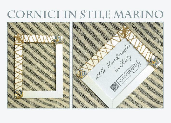 Cornice stile Marino 13x18