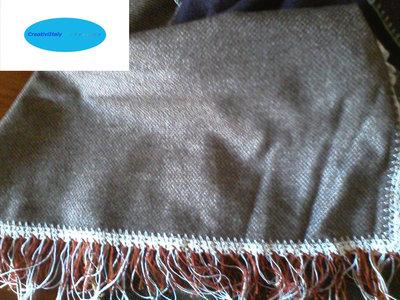 Sciarpa Elvia 05 misto cashmere