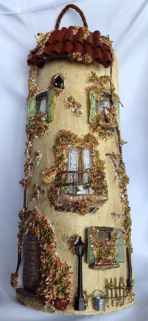 "Tegola Antica, Coppo Antico ""Casale Rustico"""