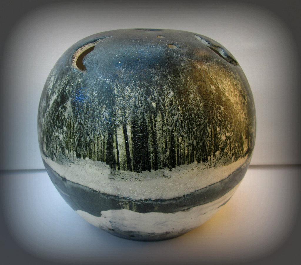 Coprilumino ceramica