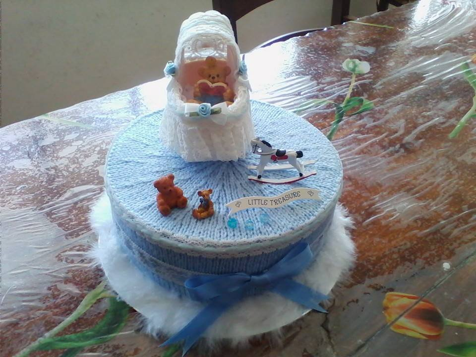 torta centrotavolo