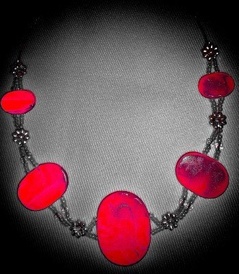 Collana rouge